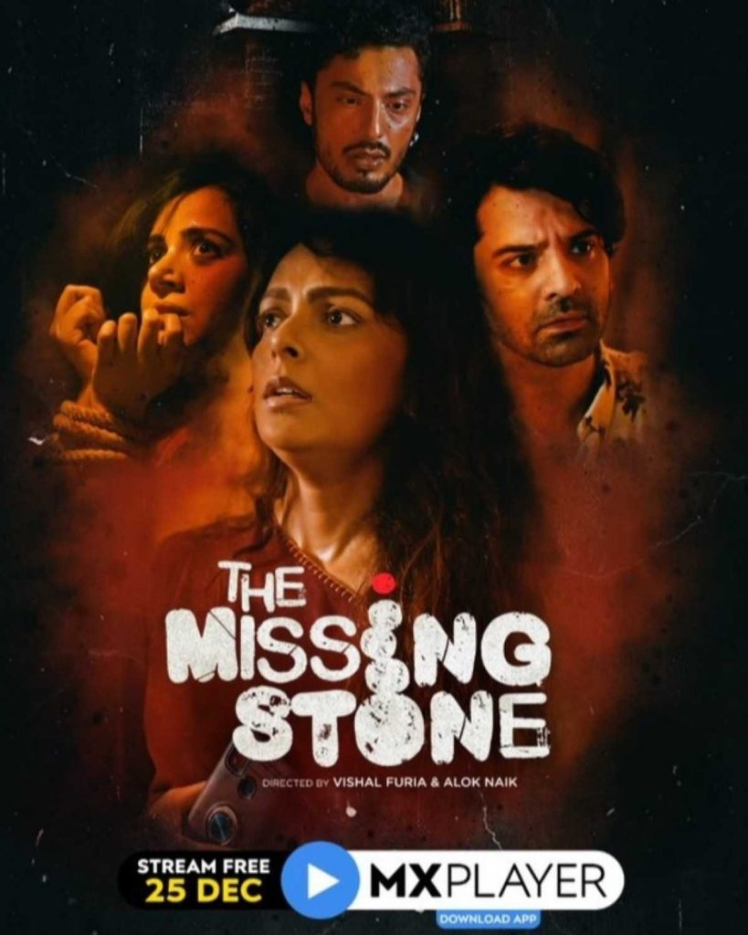 The Missing Stone izle